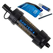 Sawyer Mini Water Filtration System review - Best Water Filter Reviews