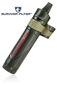 Survivor Filter Portable Water Filter review - Best Water Filter Reviews