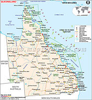Download Interactive Queensland Map