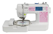 Brother PE500 4x4 Embroidery Machine With 70 Built-in Designs and 5 Fonts: Arts, Crafts & Sewing