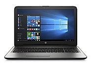 "HP 15-ay011nr 15.6"" Full-HD Laptop (6th Generation Core i5, 8GB RAM, 1TB HDD) with Windows 10"
