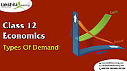 CBSE Class 12 Economics Notes - Demand Introduction