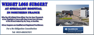 Gastric band Surgery France costs less | Gastric Band Surgery France