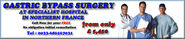 gastric bypass surgery cost less France | Gastric Band Surgery France