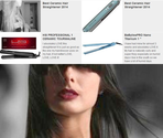 Best Ceramic Hair Straightener 2014