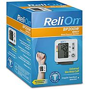 ReliOn BP200 review - Blood Pressure Monitoring | Blood Pressure Monitor Review