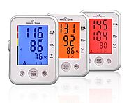 Easy@Home Upper Arm Blood Pressure Monitor review - Blood Pressure Monitoring | Blood Pressure Monitor Review
