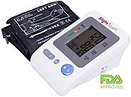 Slight Touch ST-401 Blood Pressure Monitor review - Blood Pressure Monitoring | Blood Pressure Monitor Review