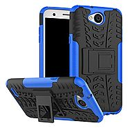 LG X Charge Case,LG Fiesta LTE Case,LG X Power 2 Case,Yiakeng Shock Absorbing Dual Layer Protective Fit Armor Phone C...
