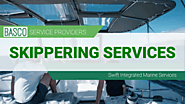 Skippering Services Singapore