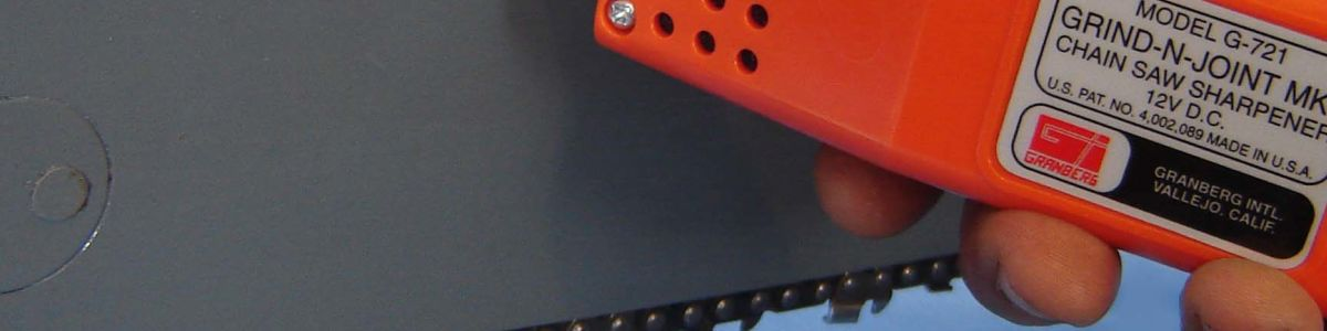 Headline for TOP 20 BEST CHAINSAW SHARPENERS BUYING GUIDE 2017-2018