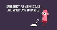 Rely on a Licensed, Professional Plumber to Quickly Remedy Your Plumbing Emergencies