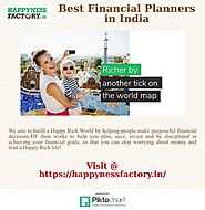 Best Financial Planners in India