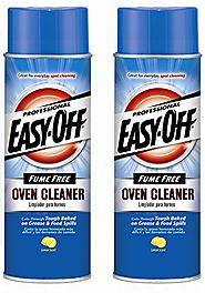 Easy Off Professional Fume Free Oven Cleaner Aerosol, 24 oz