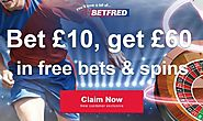 Betfred Promo Code 2018 Bonus Offer