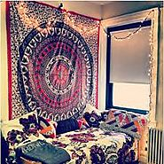 Ethnic feel to your room with Tapestry Wall Hanging