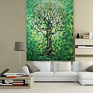 Looking for a Tree of Life tapestry to decorate your room or home?