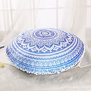 Mandala Floor Cushions are the perfect home decor piece