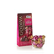 Godiva Chocolatier Wrapped Milk Chocolate Truffles