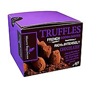Monty Bojangles - Rich & Intensely Chocolatey Cocoa Dusted Truffles - 200g