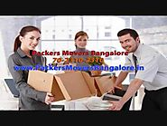 Best Packers And Movers Bangalore @ PackersMoversBangalore.in