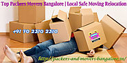 Packers And Movers Bangalore To Hyderabad | Best Household Shifting