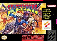 Play Sunset Riders on Super Nintendo SNES » MyEmulator.online