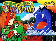 Play Super Mario World 2: Yoshi's Island on Super Nintendo SNES » MyEmulator.online