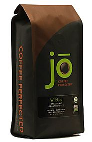 WILD JO Dark French Roast Organic Coffee