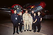 Meet our Team at Cal Aero Events