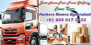 Top and best packers and movers Hyderabad