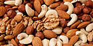 Dietary Fiber: Lose Weight by Chewing of Nuts and Energy Controlled Diet