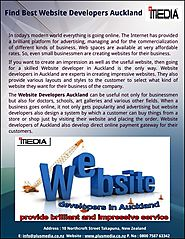 Find Best Website Developers Auckland