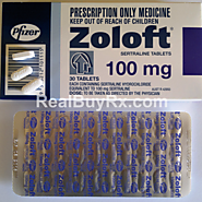 Sertraline 100mg Zoloft Order Now - RealBuyRx - Online