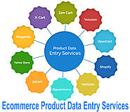10+ Years of Experience in Ecommerce Product Data Entry Services