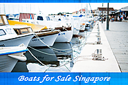 Boats for Sale Singapore
