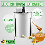 12 Best Honey Extractors in 2017 - Buyer's Guide (August. 2017)
