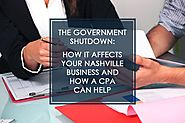 The Government Shutdown and Your Small Business: How a CPA Can Help