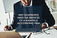 Why Nonprofits Need the Services of a Nashville Accounting Firm