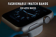 Fashionable Iwatch Bands For Apple Watch | Strappedandco