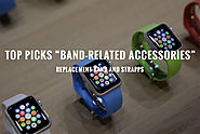 Best Apple Watch Replacement Bands and Straps | Strappedandco.com