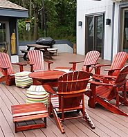 Exclusive Folding Adirondack chair Deals - Better Homes and Gardens