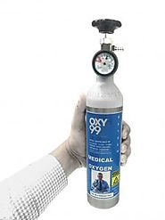 Oxygen Cylinder: Amazing for Revitalizing Your Energies - OXY99