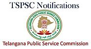 Telangana State Public Service Commission Recruitment Details 2017-18