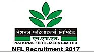 National Fertilizers Limited Recruitment 2017 Apply online