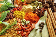 Negative Calorie Foods Spices & Herbs List