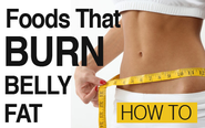 3 Foods that Burn Belly Fat
