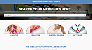 Buy Cancer Drugs Online at PillsBills.com