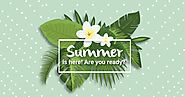 Summer is here! Are you ready? - PillsBills.com
