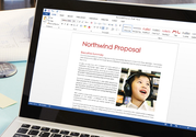 Microsoft Word - document and word processing software